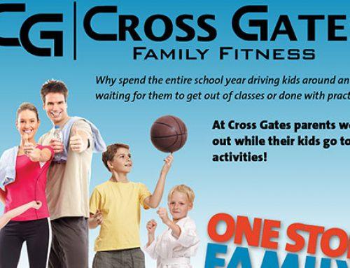 Cross Gates Family Fitness